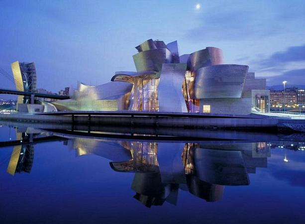 The Guggenheim Museum, Bilbao