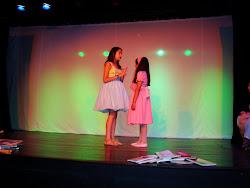 Teatro de sombras de Ofélia...O ESPETACULO.
