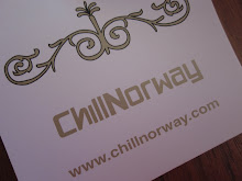 ChillNorway brand store i Rygge. Denblaaballong.no.