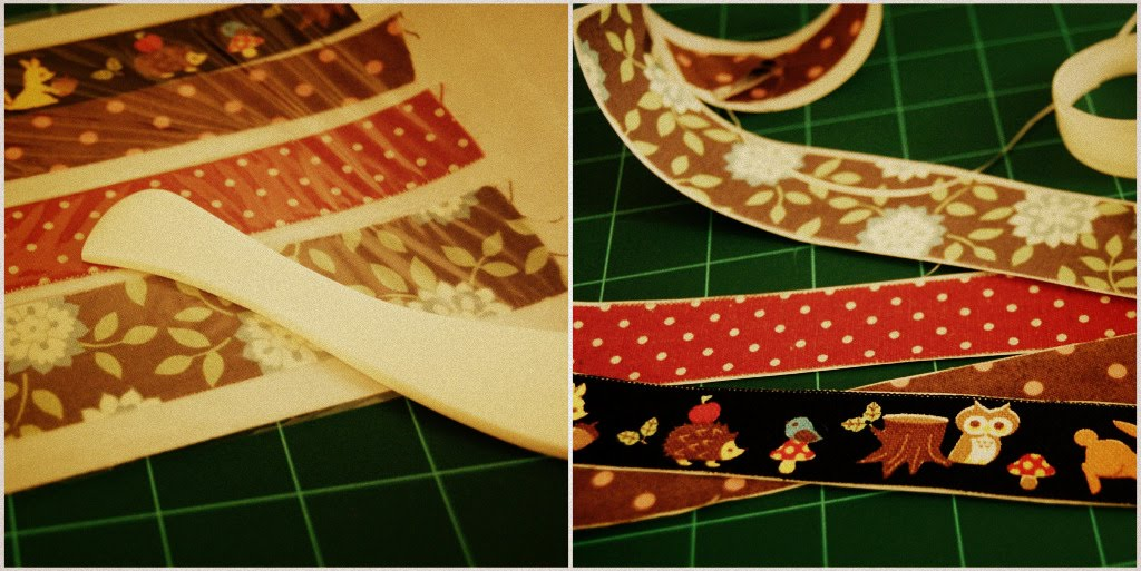 how to use fabric tape