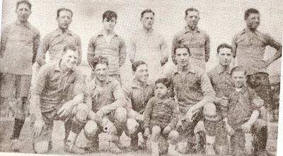Boca Juniors 1924-1927 (59 Laga)