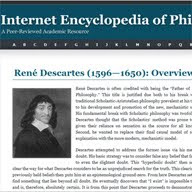 The Internet Encyclopedia of Philosophy (IEP)