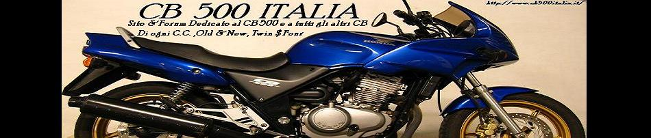 CB 500 ITALIA