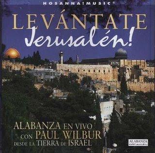 Cristina Mel - Levanta-te Jerusalém (Paul Wilbur) 2001