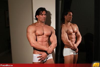 Hombre musculoso xxx