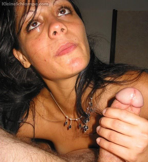 Negrita sexy haciendo una mamada increible - Negras
