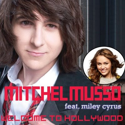 Onlydisney: Mitchel Musso ft. Miley Cyrus- Welcome To Hollywood