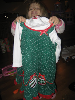 Christmas dress for next year!