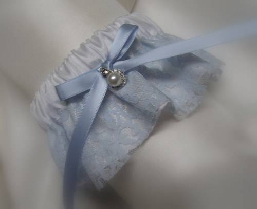 True Blue Bridal Oh Baby Blue Wedding Garter Belt Giveaway Ends 10 23