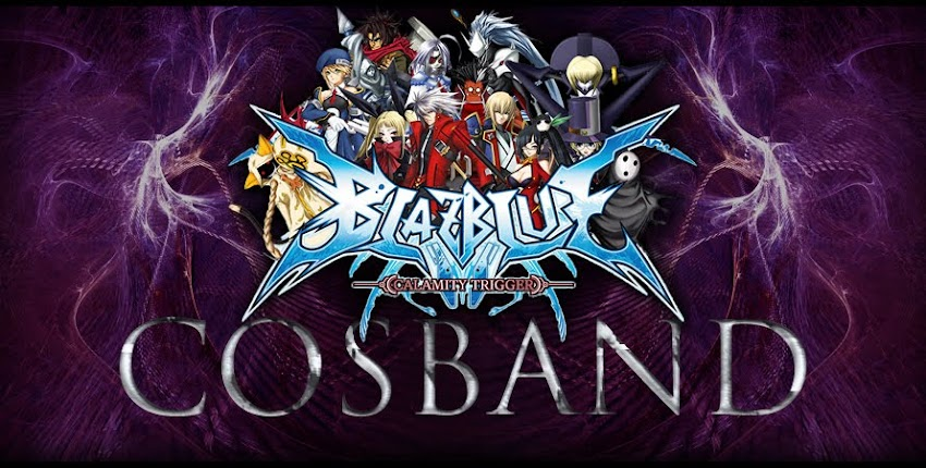 BlazBlue cosband'as