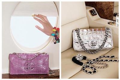 Chanel Cruise Fashion Show on Reviews At Se  Ora Cartera  Chanel 2008 Resort Handbag Standouts