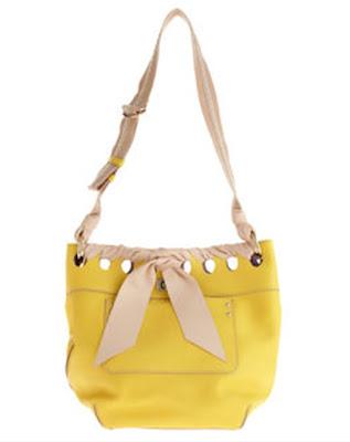 Nina Ricci Capucine Bucket Bag