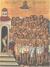 Συναξαριστής Aγίου Νικοδήμου