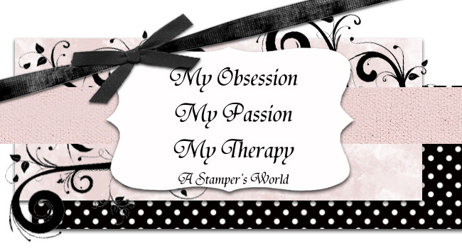 My Obsession My Passion My Therapy