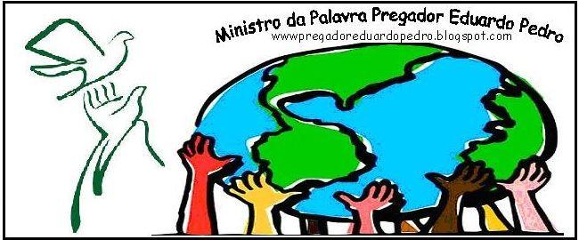 Ministro da Palavra Pregador Eduardo Pedro