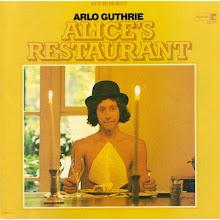 Honorable FOLK mention: Arlo Guthrie