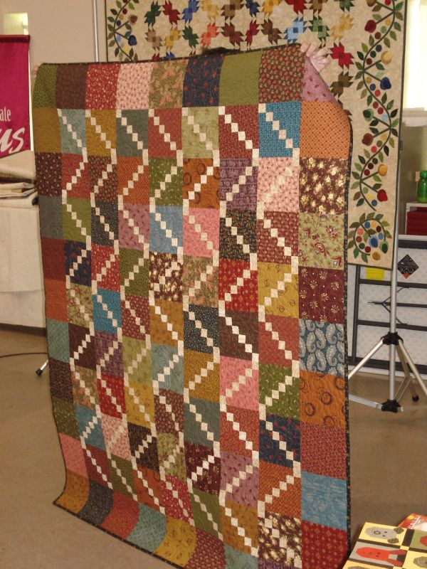Calamity Jane S Cottage Parade Of Kim Diehl Quilts