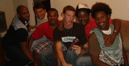 my homies in  SoCal