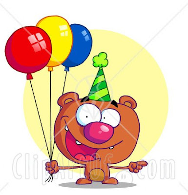 clipart birthday balloons. clipart birthday balloons.