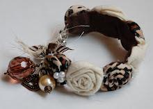 Vintage Style Flower Bracelets