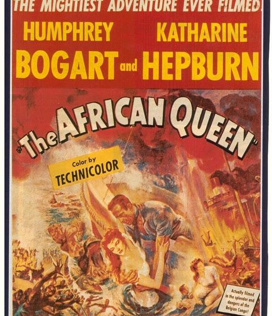 os filmes a rainha africana the african queen. Black Bedroom Furniture Sets. Home Design Ideas