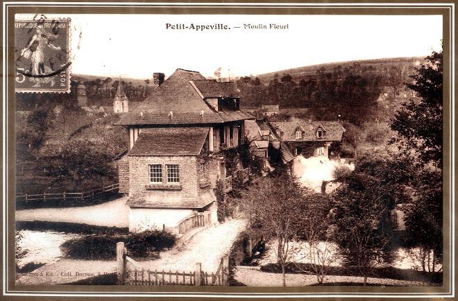 le Moulin en 1908