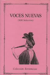 Voces Nuevas XIII selección