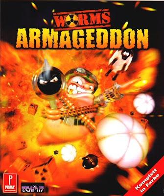 Download Worms Armageddon   PC pc estrategia acao