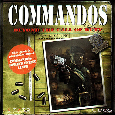 [Собрание] Commandos: Behind Enemy Lines + Beyond the Call of Duty [RUS] [Фаргус]