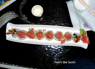 Hmmm sushi