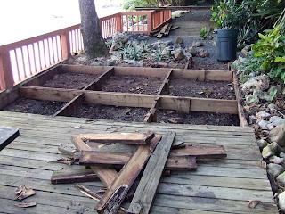 pulling deck