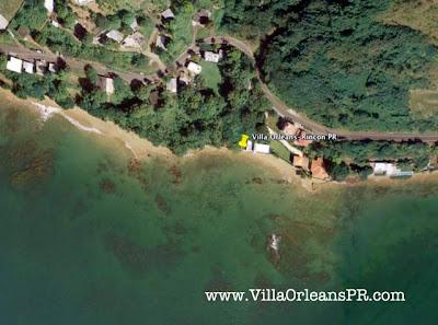 puerto rico beachfront villa