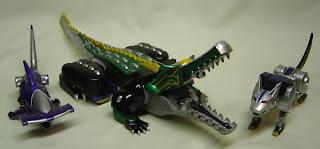 Alligator zord - photo#24
