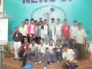 NATIONAL EVANGELISM WORKSHOP/SEMINAR (NEWS)