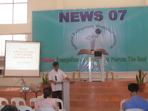NATIONAL EVANGELISM WORKSHOP/SEMINAR