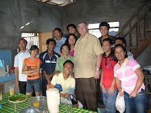 BRO. PAUL W. VISITED NEW CHURCH IN SAN JUAN, BATANGAS