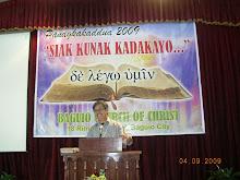 BCPJR SPEAKER AT PANAGCACADUA 09
