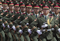 militer china anti teroris