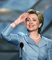 mantan first lady usa hillary clinton cantik elegan