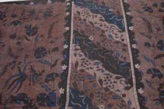 Batik from various indonesia region