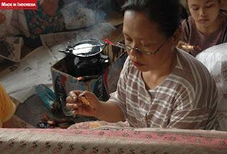 Batik Tulis Garut Indonesia