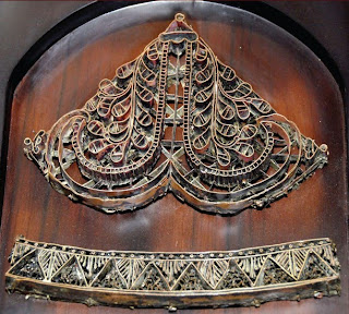 Cooper Metal Ornament antique handicrafts from Indonesia