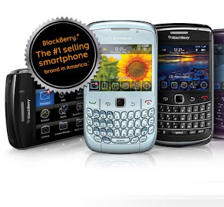 HP Black Berry model hand phone
