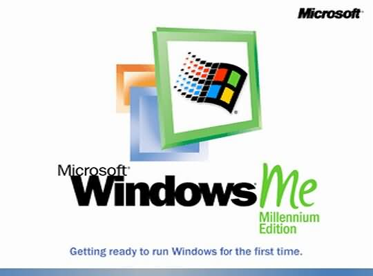Windows Me Boteable [Millenium] [Con Serial] [Español]