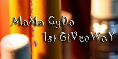 Mama Cyda 1st GiveAway