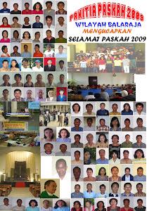 Panitia Paskah 2009