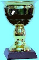 Copa premio pronta tarea
