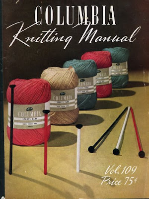 Columbia Minerva Knitting Manual