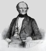 Charles Lyell portrait