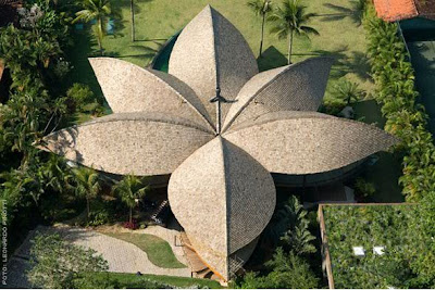Organic Architecture architecture world: brazilian leaf house - sample of organic